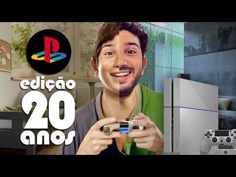 Conheça a versão do PS4 mais rara do mundo (edição limitada de 20 anos) - TecMundo Games
