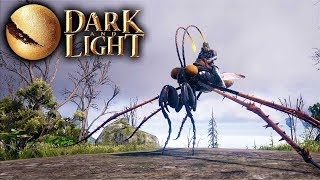 Dark and Light - Stirge Waterfly Testing & Lava Tiger Training! (Dark and Light Gameplay Part 10)