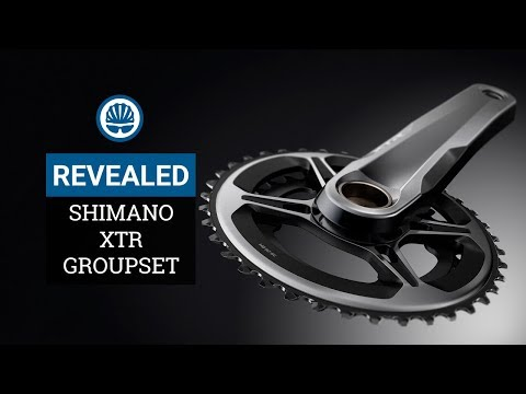 Shimano XTR M9100 Groupset - Top-Tier MTB Group Goes 12-Speed!