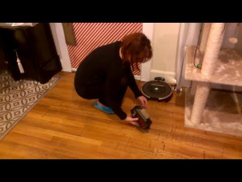 iRobot Roomba 870 Test