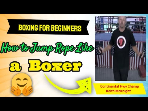 Boxing| How to Jump Rope Like a Pro Boxer with Kerry Pharr