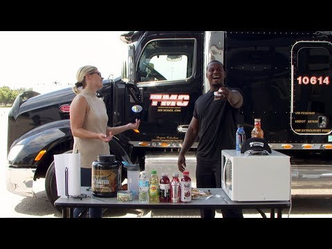 Eating Healthy and Staying Fit Over The Road Truck Driver - TMC Transportation