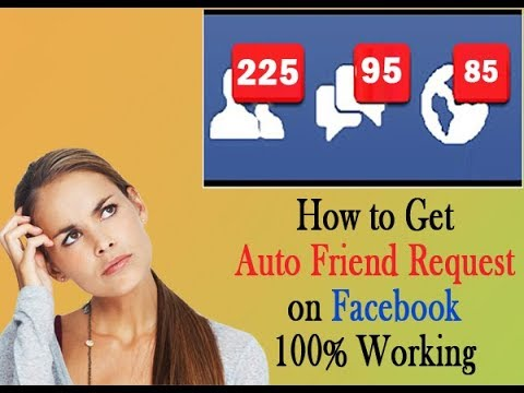 How to Increase Auto Friends Request on Facebook in 5 Minutes!!!   How to get unlimited Friend Reque
