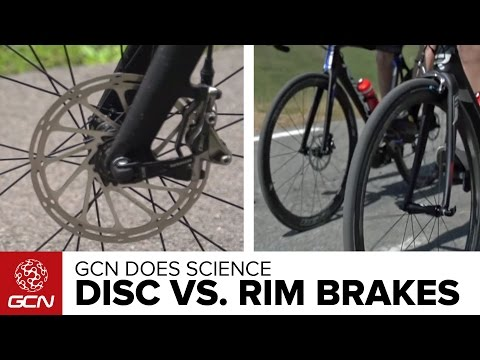 How Much Faster Can You Stop With Disc Brakes?
