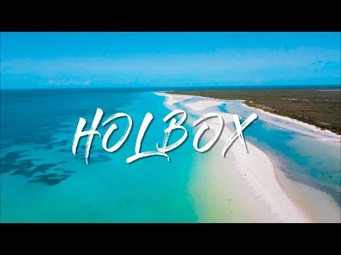 ISLA HOLBOX DRONE 2018