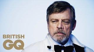 Mark Hamill on playing Luke Skywalker in Star Wars: The Last Jedi | British GQ