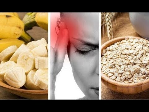 9 Foods to Fight Fatigue and Headaches