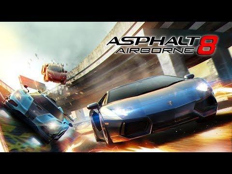 Asphalt 8 Airborne Game play NEW Update  1080p HD