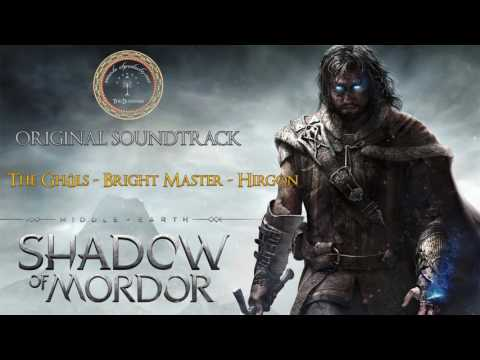 Middle-earth: Shadow of Mordor [OST] The Ghuls - Bright Master - Hirgon [1080p HD]