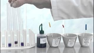 Download Гидролиз солей. Опыт 2. Определение реакции среды в растворах солей Video