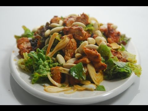 Chicken Tikka Salad | Cooksmart | Chef Sanjeev Kapoor