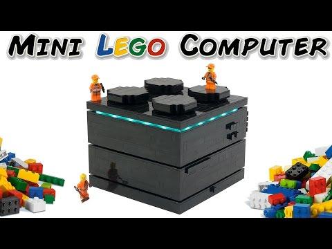 Mini Lego Computer Video