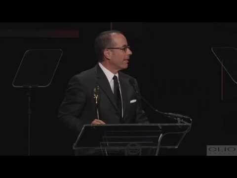 Jerry Seinfeld's Clio Acceptance Speech