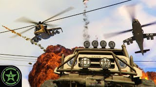 Things to Do In GTA V - Rocket Race