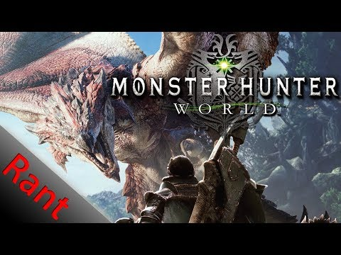 Monster Hunter World Tutorial Hurts An Otherwise Good Game!
