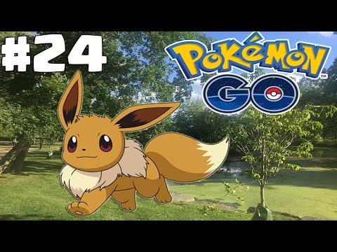 Chasing Eevee in Darien, Connecticut !| Pokemon Go Adventures #24