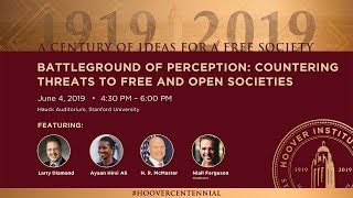 Battleground of Perception: Countering Threats to Free and Open Societies