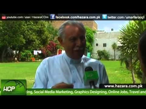 We bring development Projects for Haripur, People will vote, Gohar Ayub