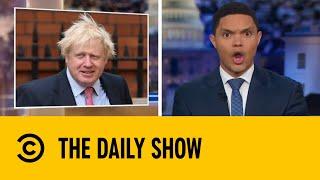 Trevor Noah on Boris Johnson | The Daily Show With Trevor Noah