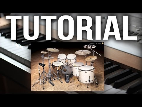 How to Keyboard Drum - Double Bass!