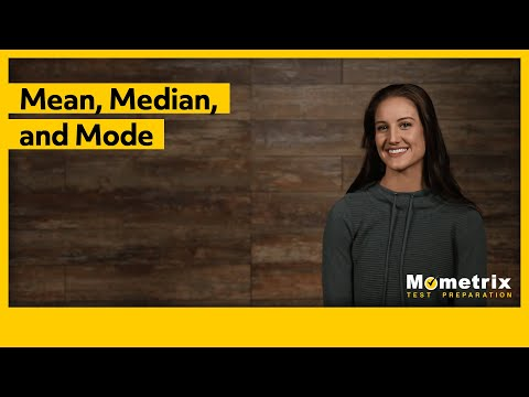 Mean, Median, and Mode - How Average!