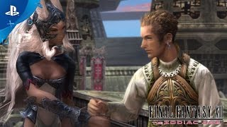 Final Fantasy XII The Zodiac Age - Gambit System Trailer   PS4