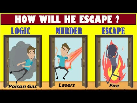 3 Riddles Popular on - Logic, Murder Mystery & Escape. Can You Solve It?. Blow your mind. Sherlock