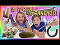 IS IT REAL OR CANDY?   We Are The Davises