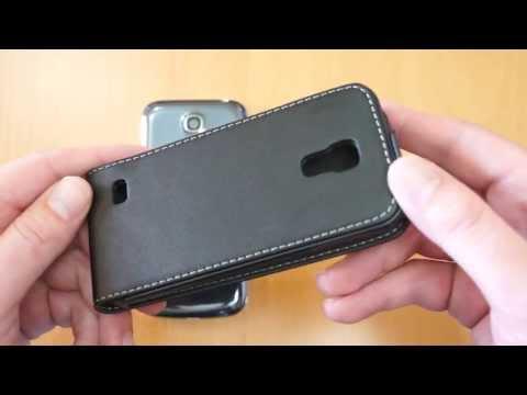 Samsung Galaxy S4 Mini Case Review - Muvit Slim Flip