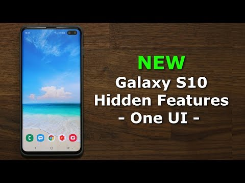 Samsung Galaxy S10 - Start Using These Exclusive Apps (Good Lock 2019)