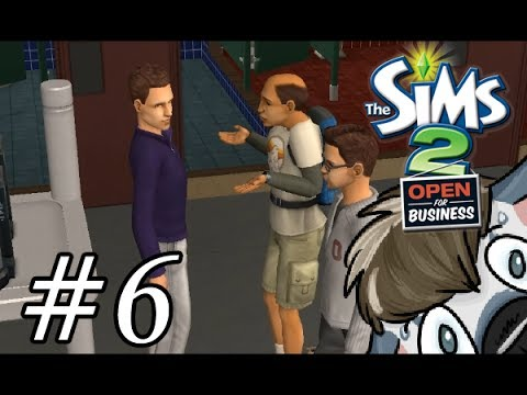 The Sims 2 Open for Business | Part 6 | Best Of The Best!
