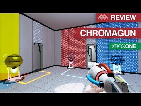 Review: ChromaGun | Xbox One