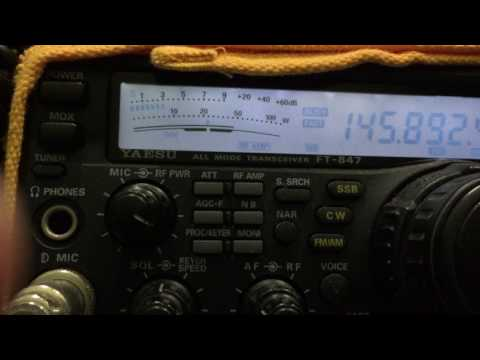 CAS-4A and CAS-4B satellite Cw beacon and gmsk telemetry
