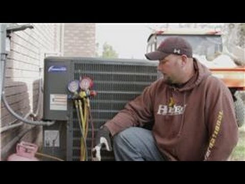 Central Air Conditioning Information : How to Recharge Central Air Refrigerant and How Often
