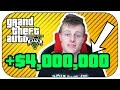 How I made $4,000,000 in 2 DAYS in GTA 5 Online! (10 Easy Steps)