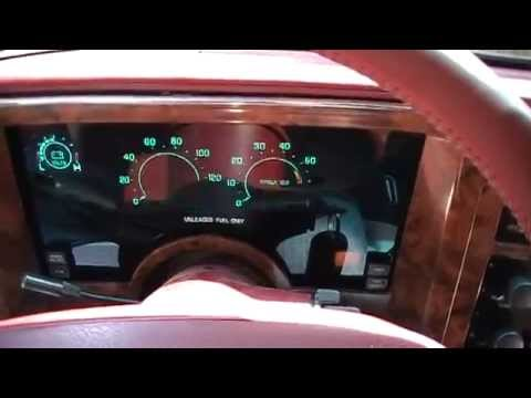 90 - 93 Buick Riviera / Reatta Instrument Cluster Removal Procedure by Cluster Fix