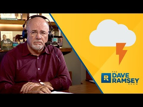 How Fear Forces You To Make Bad Decisions - Dave Ramsey Rant