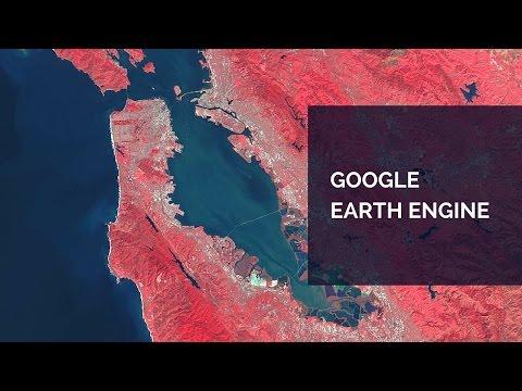 Google Earth Engine Tutorial - Introduction