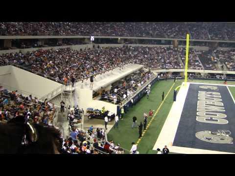 Inside the Dallas Cowboys Stadium - III