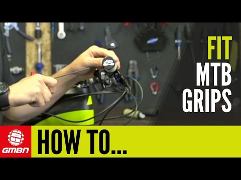 How To Change Your Grips | MTB Maintenance Tips