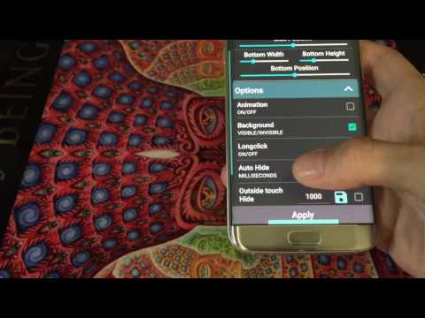 How to Disable Samsung Galaxy Capacitive Keys. (No root required).