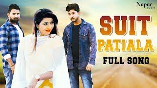 Suit Patiala - Ap Rana, Sonika Singh, Bunty Ror | New Haryanvi Songs Haryanavi 2019