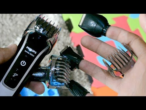 Philips QG3364/16 7 IN 1 Grooming Kit || Review/Unboxing