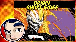 Ghost Rider (Robbie Reyes) - Origin