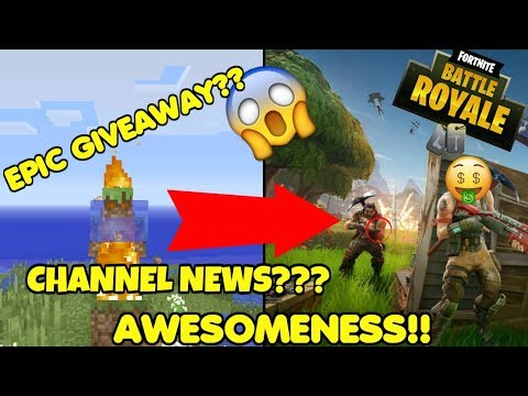 (April Fools 2018) 6K SPECIAL!😱 LIT GIVEAWAY!🤑 EXTREME CHANNEL NEWS!🔥 (MUST WATCH)(Not Clickbait)