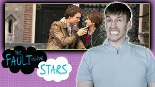 "WHY IS HER DAD SO MEAN?? (""The Fault in Our Stars"")"