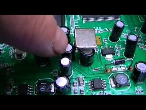 Repairing RCA Digital to Analog Television Converter Box