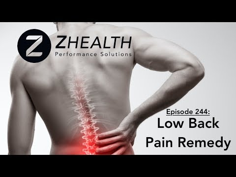 Bending Bias Evaluation Leads to Low Back Remedy