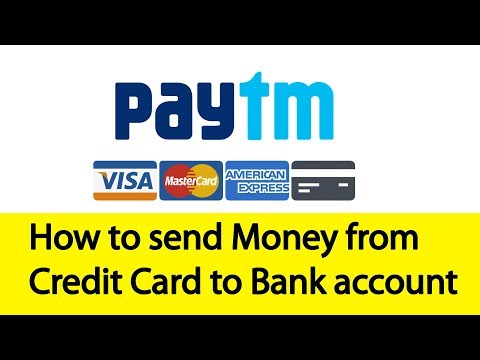 How to Transfer money from Credit Card to Bank Account | Tamil Banking