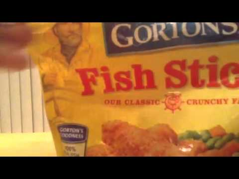 JFS #15 Gorton's Fish Sticks Taste Test